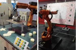 机器人焊接、绘画、抛光