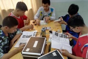 运城龙翔技工学校和慈利信息工程学院教学进展