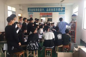 2018-3-12汉寿科技职业工业学校