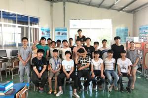 2018-5-12汉寿科技职业工业学校