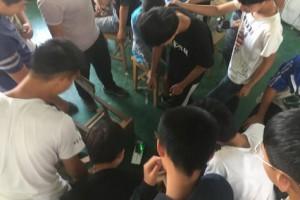 2018-9-1 汉寿科技职业工业学校