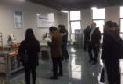 """""""厚载""""在湖南省机器人研发演示中心参展"""