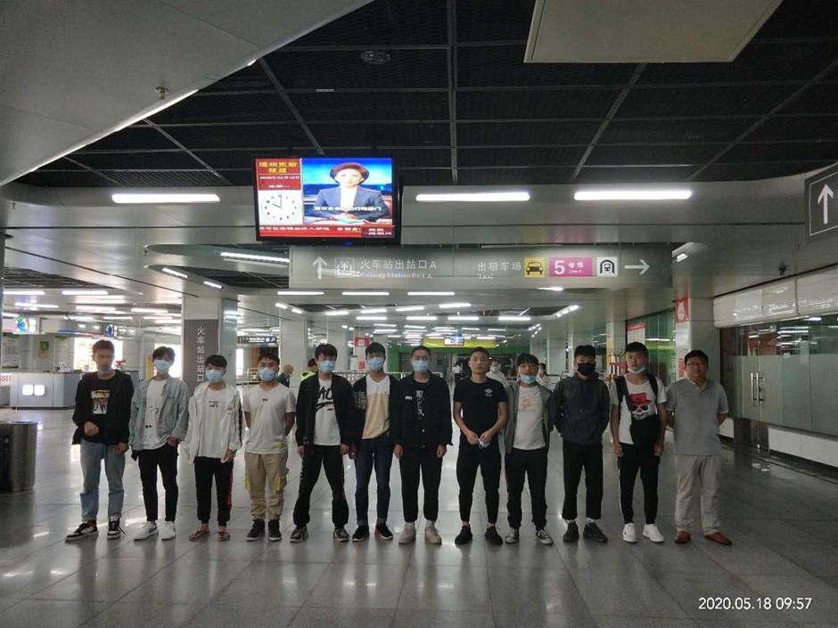 热烈祝贺AITUD机器人学院首届毕业生赴——深圳市中兴通讯股份有限公司安置就业