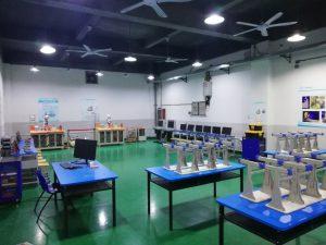 2020年11月《基础机器人制作与编程》《精度测量》课程教学进展通报